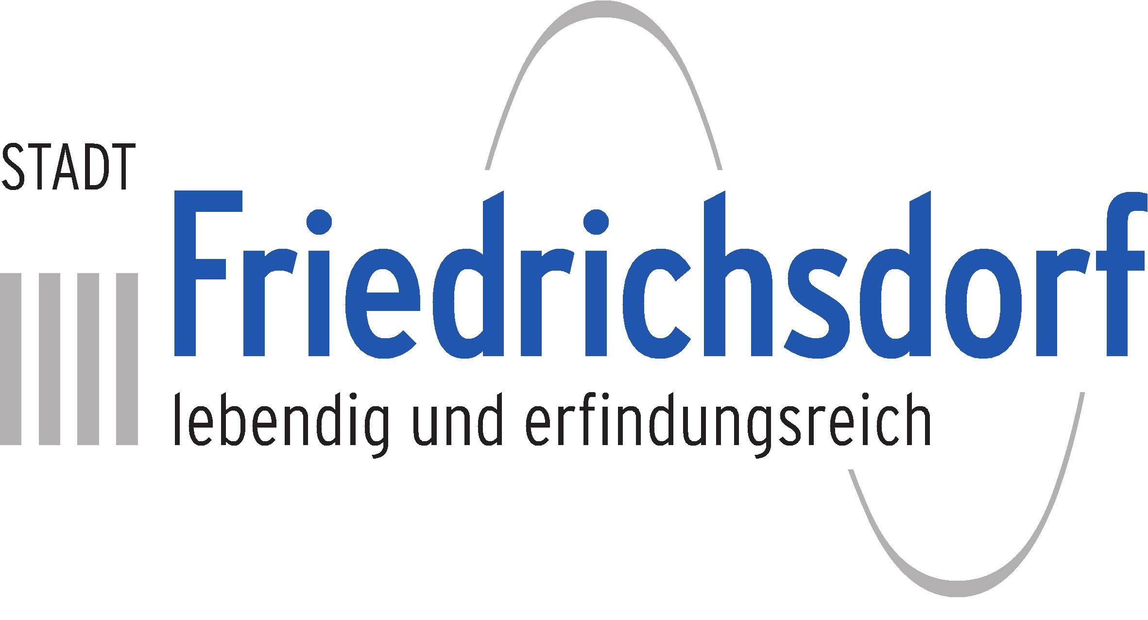 Logo of Stadt Friedrichsdorf
